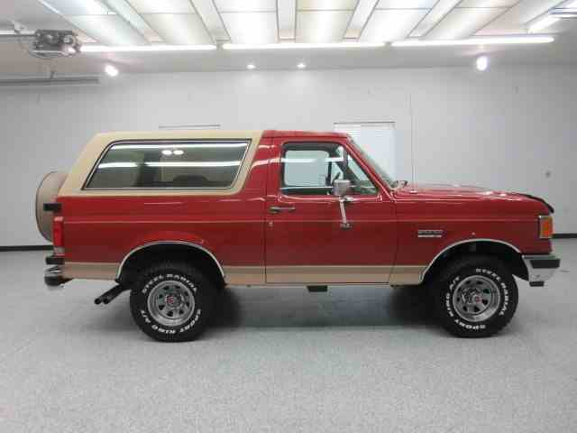 1989 Ford Bronco | 1040769