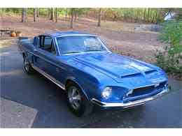 Picture of Classic '68 GT500 Auction Vehicle Offered by Barrett-Jackson Auctions - MGEJ