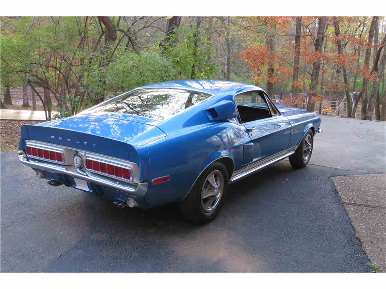 Large Picture of 1968 Shelby GT500 located in Scottsdale Arizona Auction Vehicle - MGEJ