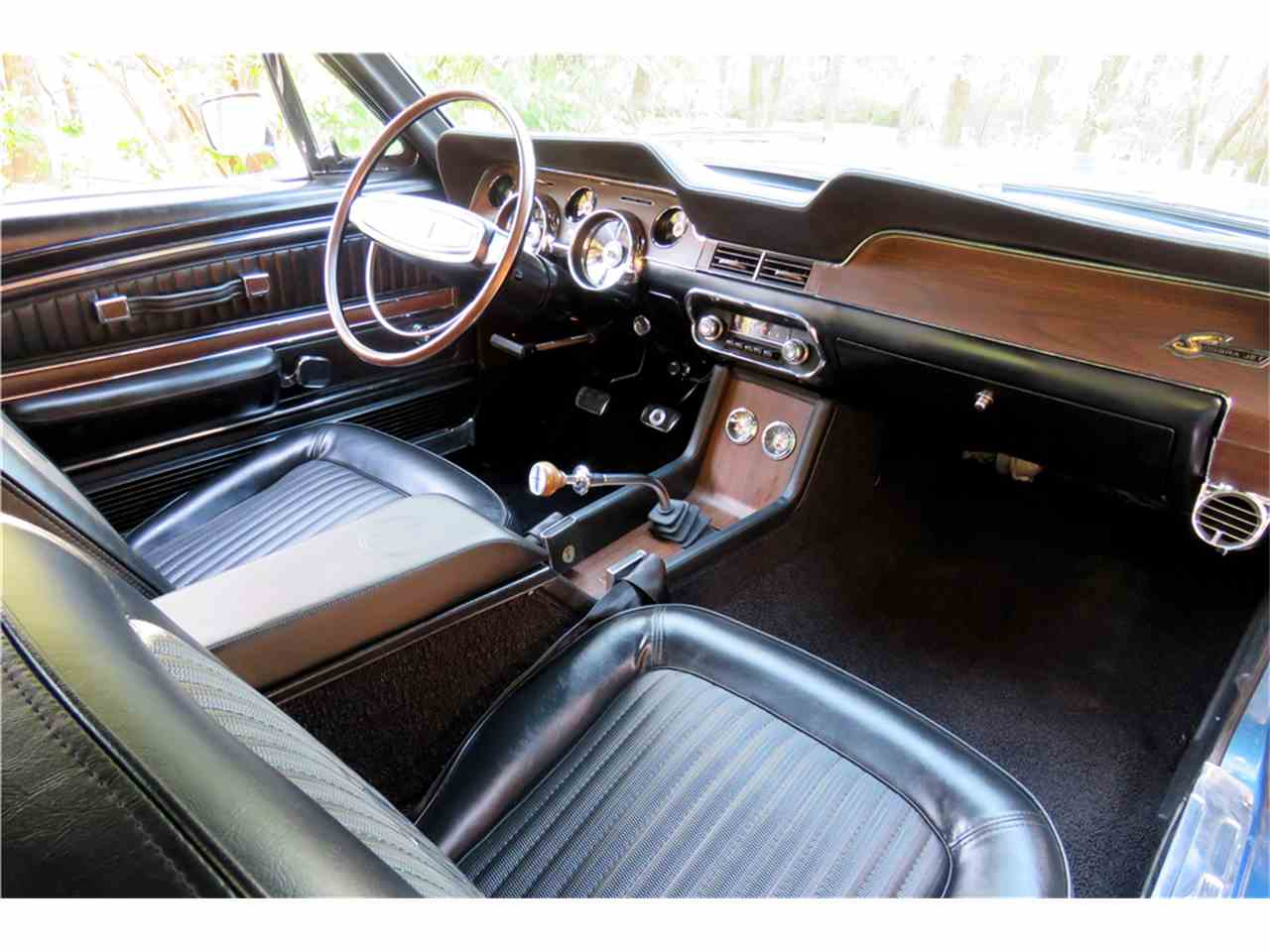 Large Picture of 1968 GT500 Offered by Barrett-Jackson Auctions - MGEJ