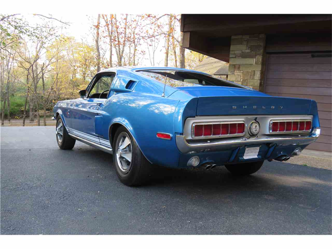 Large Picture of '68 GT500 located in Arizona Auction Vehicle Offered by Barrett-Jackson Auctions - MGEJ