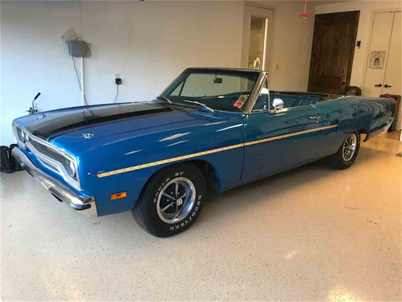 1970 plymouth road runner for sale cc 1040077. Black Bedroom Furniture Sets. Home Design Ideas