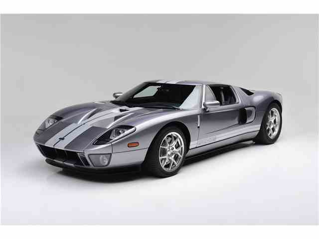 2006 Ford GT | 1047711