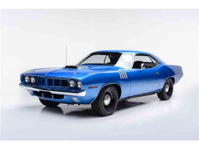 1971 Plymouth Cuda | 1047716