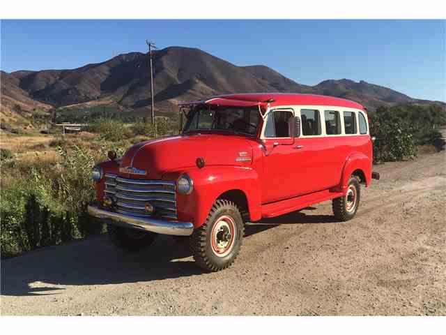 1951 Chevrolet 1 Ton Pickup | 1047731