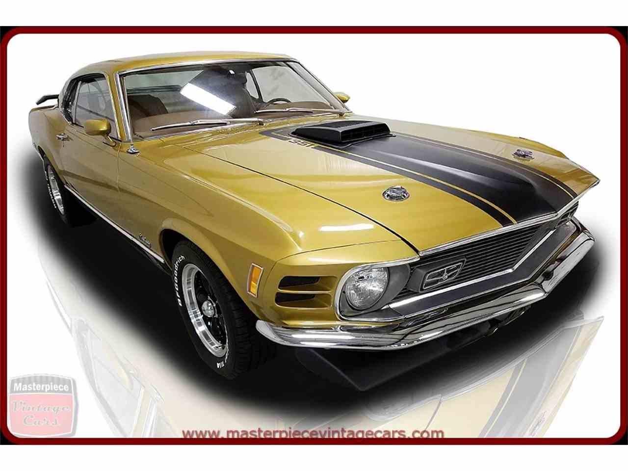 1970 Ford Mustang Mach 1 for Sale - CC-1047733