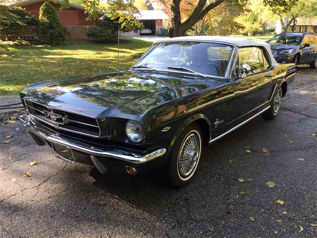 1965 Ford Mustang | 1047743