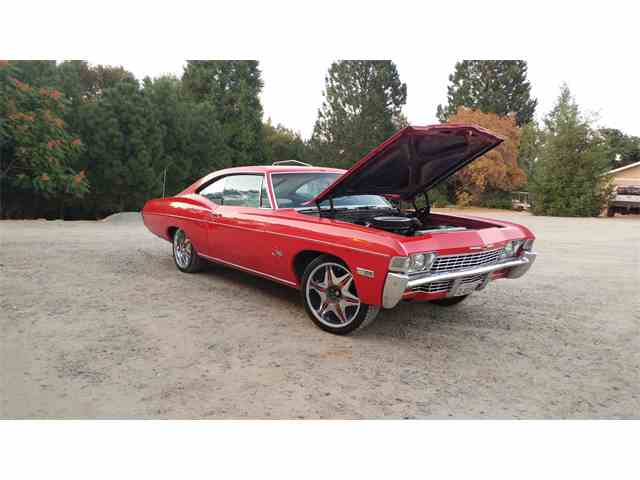 Picture of 1968 Impala Offered by a Private Seller - MGG7