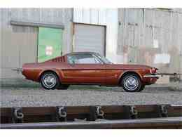 1966 Ford Mustang - CC-1047763