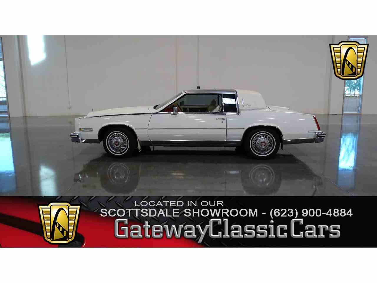 1984 Cadillac Eldorado for Sale - CC-1047765