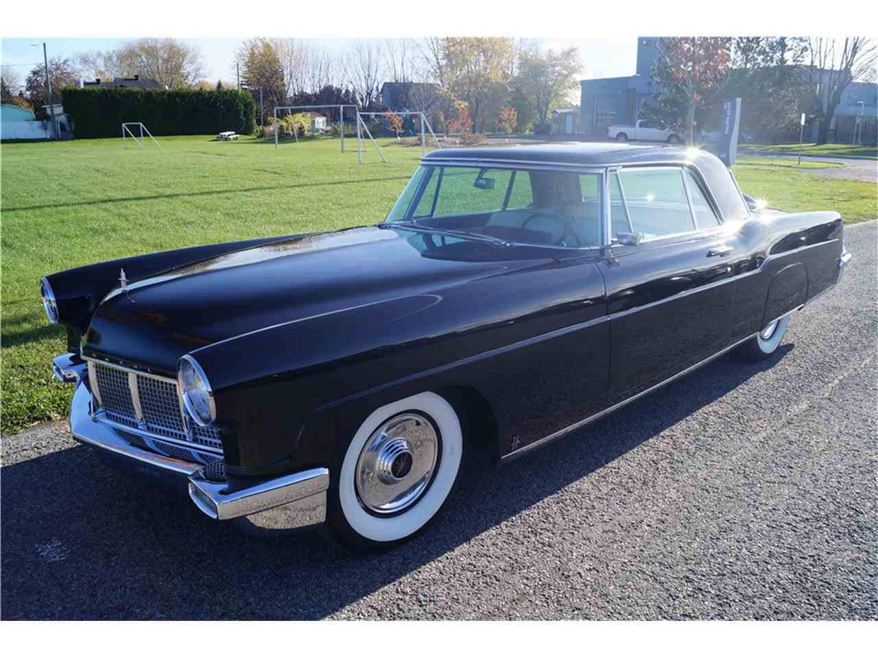 1956 lincoln continental mark ii for sale cc 1047766. Black Bedroom Furniture Sets. Home Design Ideas