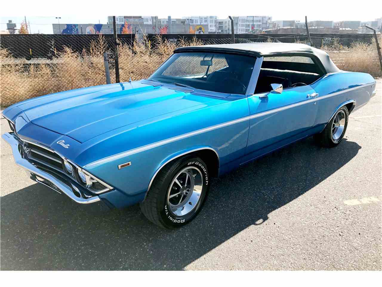 Large Picture of Classic 1969 Chevrolet Chevelle SS located in Arizona - MGGQ