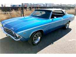 Picture of 1969 Chevelle SS located in Scottsdale Arizona Offered by Barrett-Jackson Auctions - MGGQ