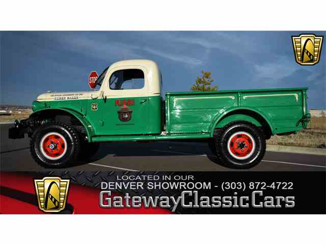 1954 Dodge Power Wagon | 1047782