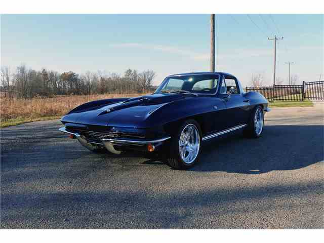 Picture of '66 Chevrolet Corvette located in Scottsdale ARIZONA Offered by Barrett-Jackson Auctions - MGH6
