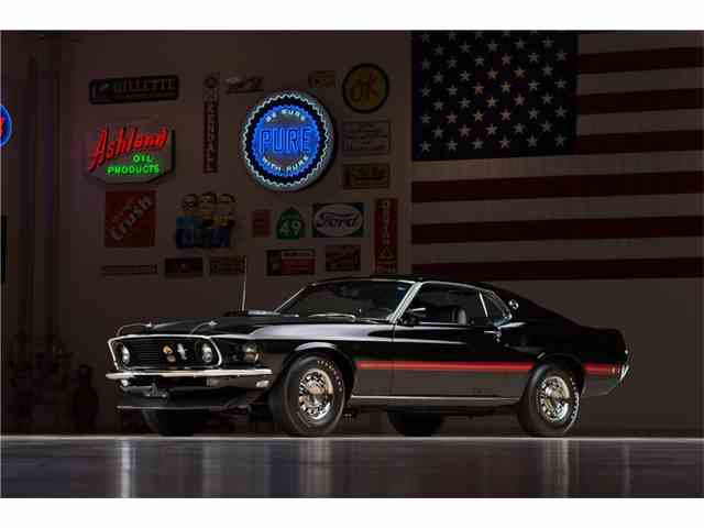 Picture of '69 MUSTANG MACH 1 428 CJ - MGH9
