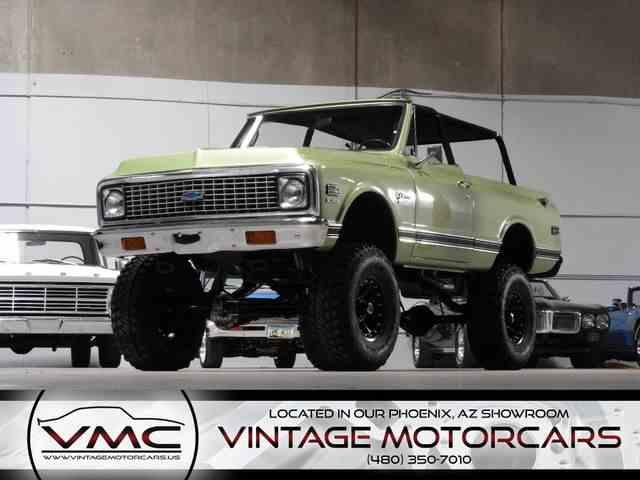 1971 Chevrolet Blazer | 1040779