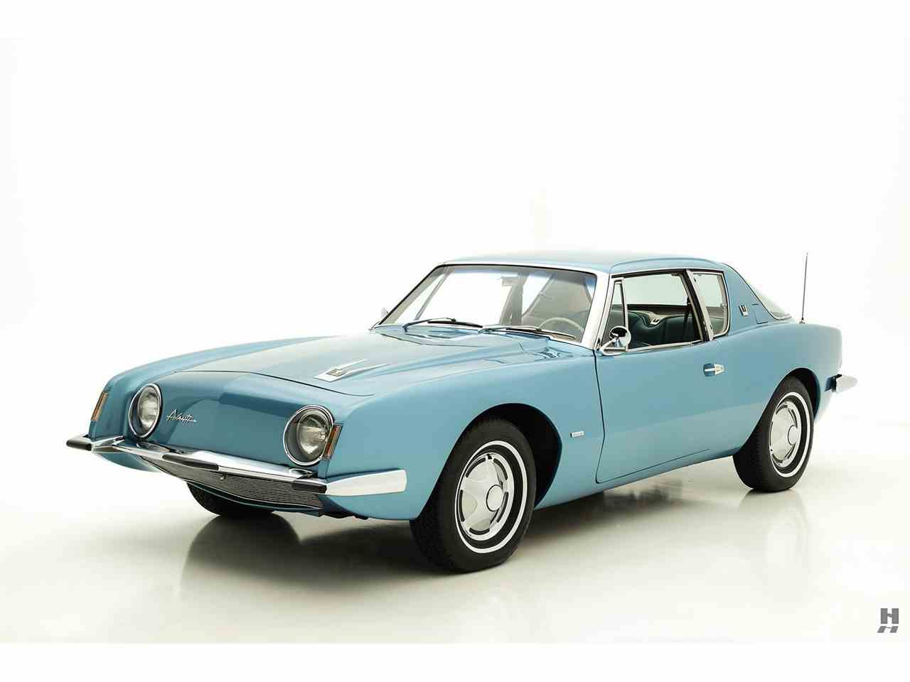 Large Picture of '63 Avanti - MGHN