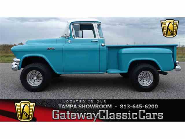 Picture of '56 100 located in Ruskin Florida - $39,595.00 Offered by Gateway Classic Cars - Tampa - MGHS