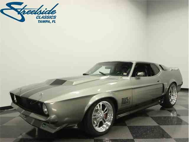 Picture of '71 Mustang Fastback Restomod - MGHW
