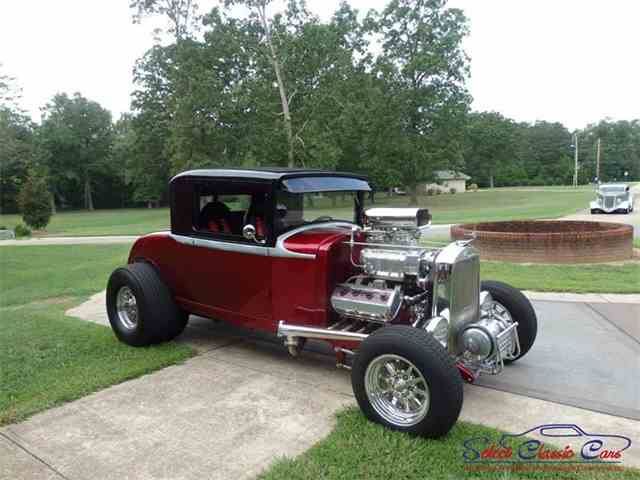 Picture of '30 3-Window Coupe - MGHY