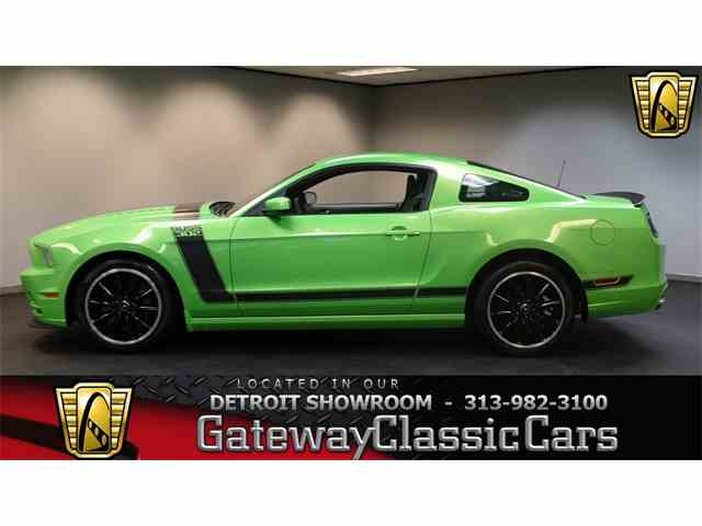 2013 Ford Mustang | 1047821