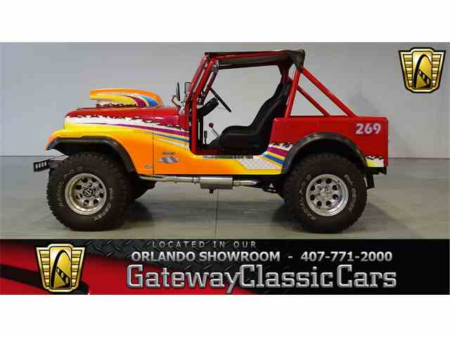 Picture of '84 CJ7 - MGIC