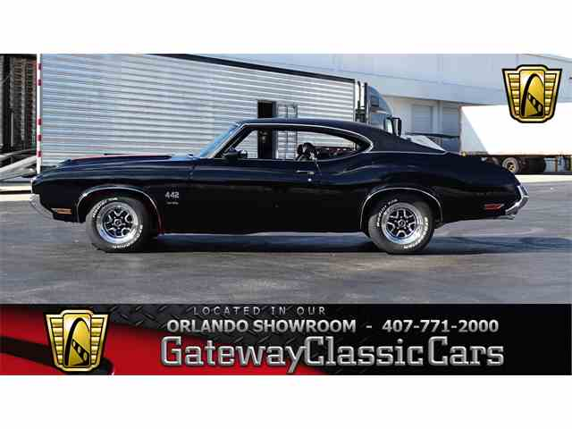 Picture of Classic '70 442 Offered by Gateway Classic Cars - Orlando - MGID