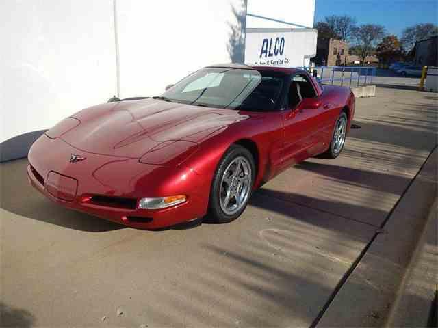 2001 Chevrolet Corvette | 1040786