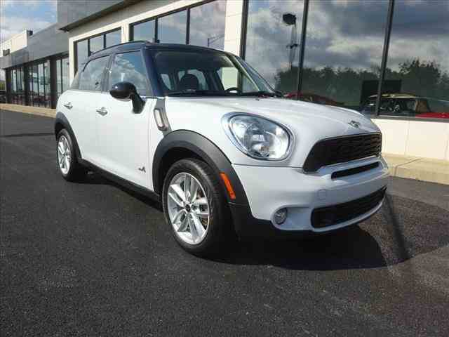 Picture of '14 Cooper Countryman - MGJF