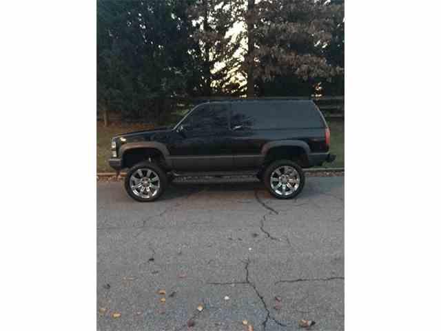 1999 Chevrolet Tahoe | 1047874