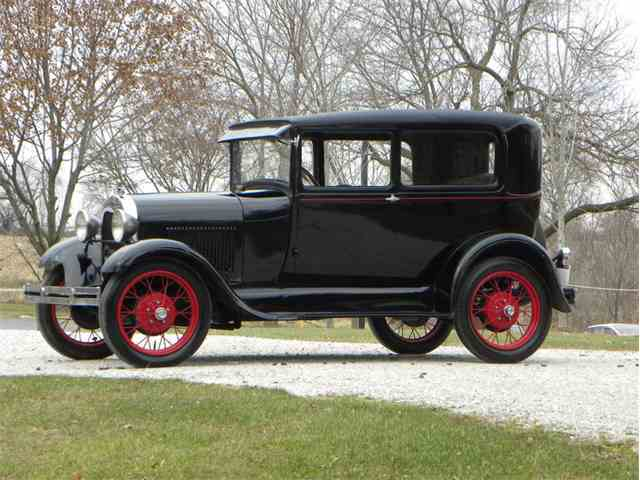 1929 Ford Model A | 1047887