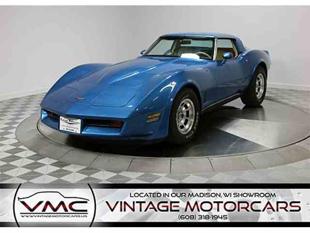 Picture of '80 Corvette - MGK1