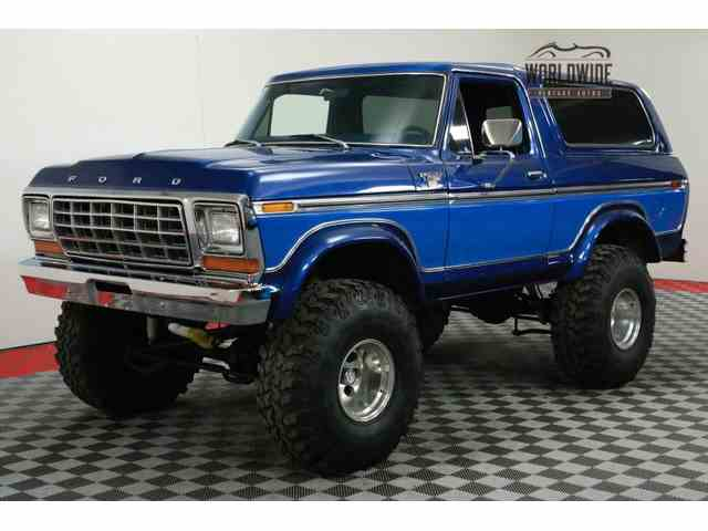 Picture of '78 Bronco - MGK2