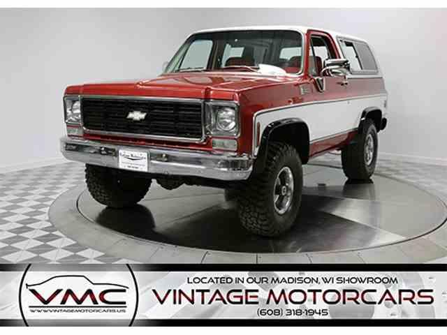 1978 Chevrolet Blazer | 1047893