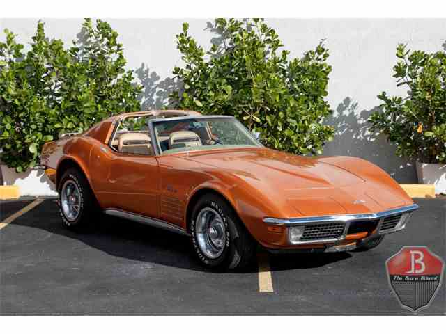 Picture of '71 Corvette - MGK6