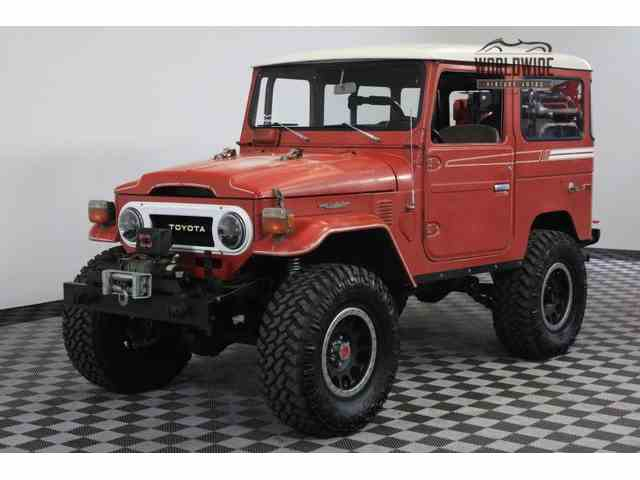 Picture of '71 Land Cruiser FJ - MGKI