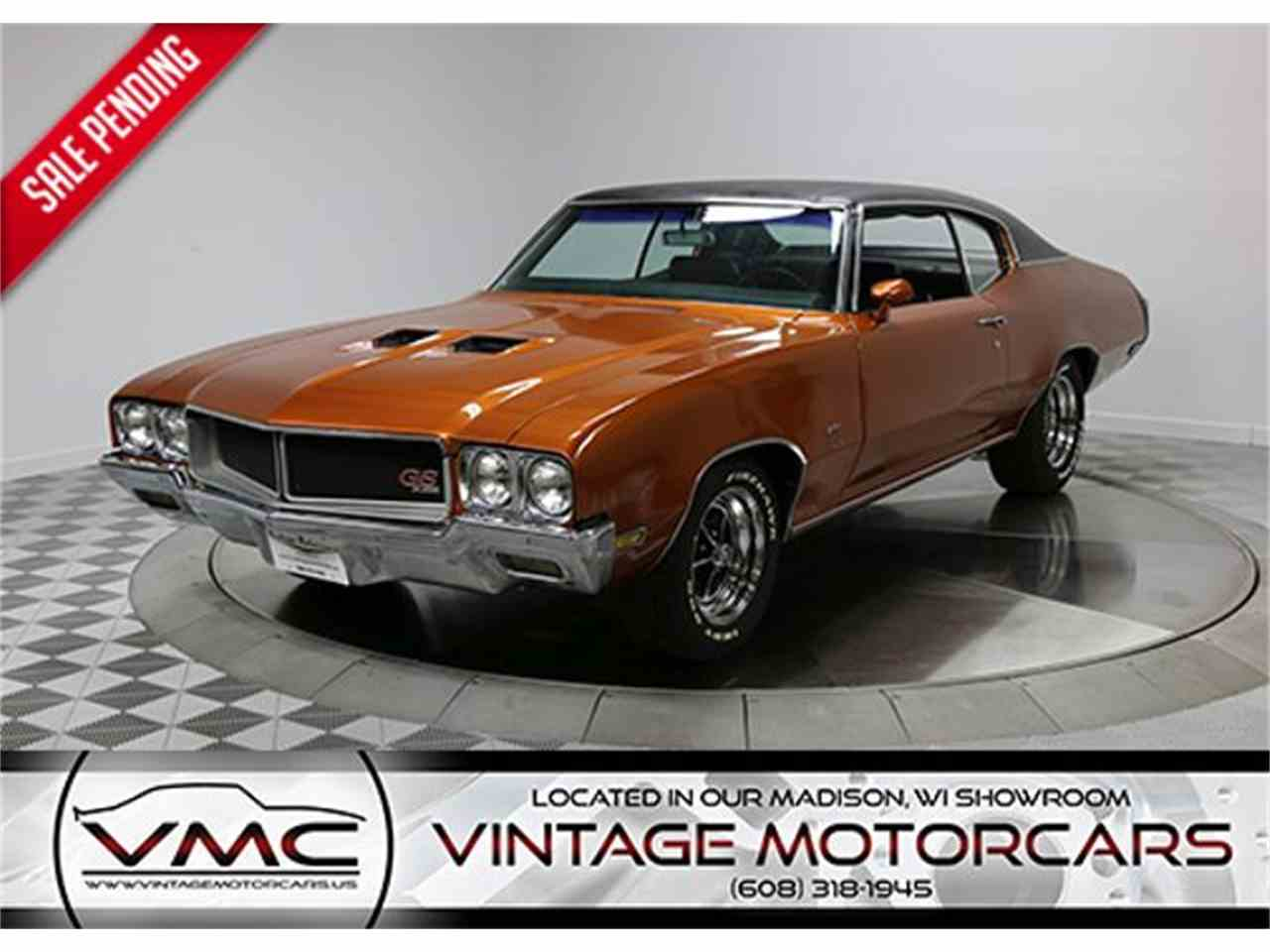 1970 Buick GS 455 for Sale - CC-1047914