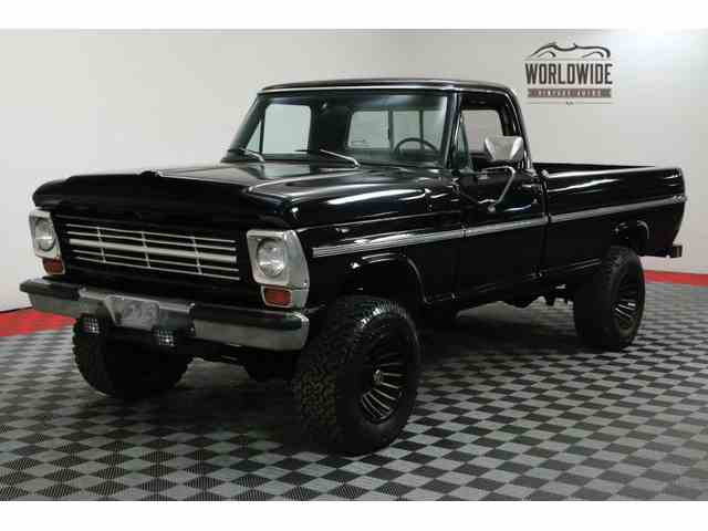 1968 Ford F250 | 1047916