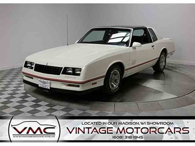 Picture of '87 Monte Carlo - MGKW