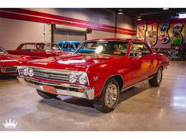 1967 Chevrolet Malibu   1047925