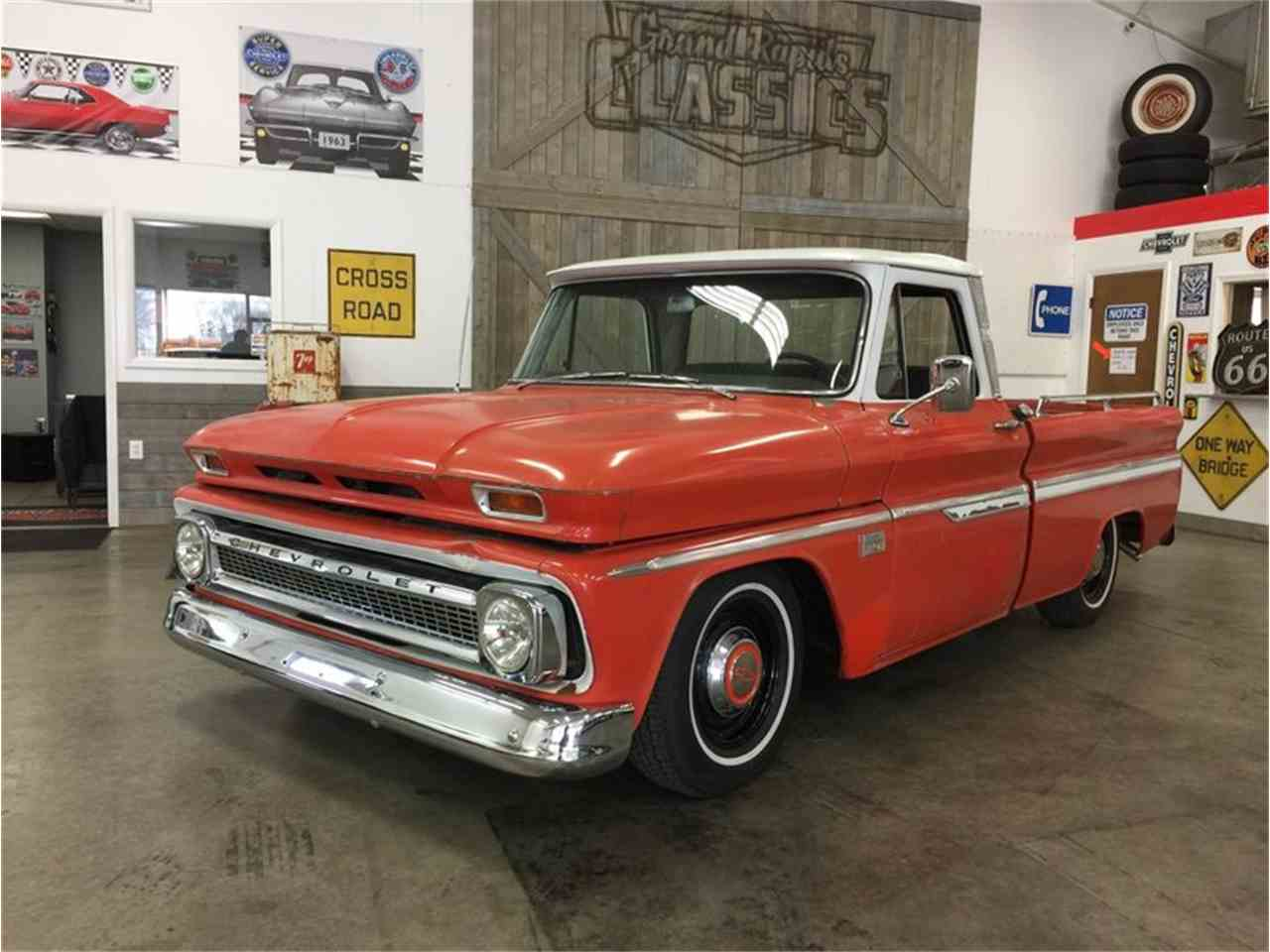 Large Picture of '66 C10 - MGL6