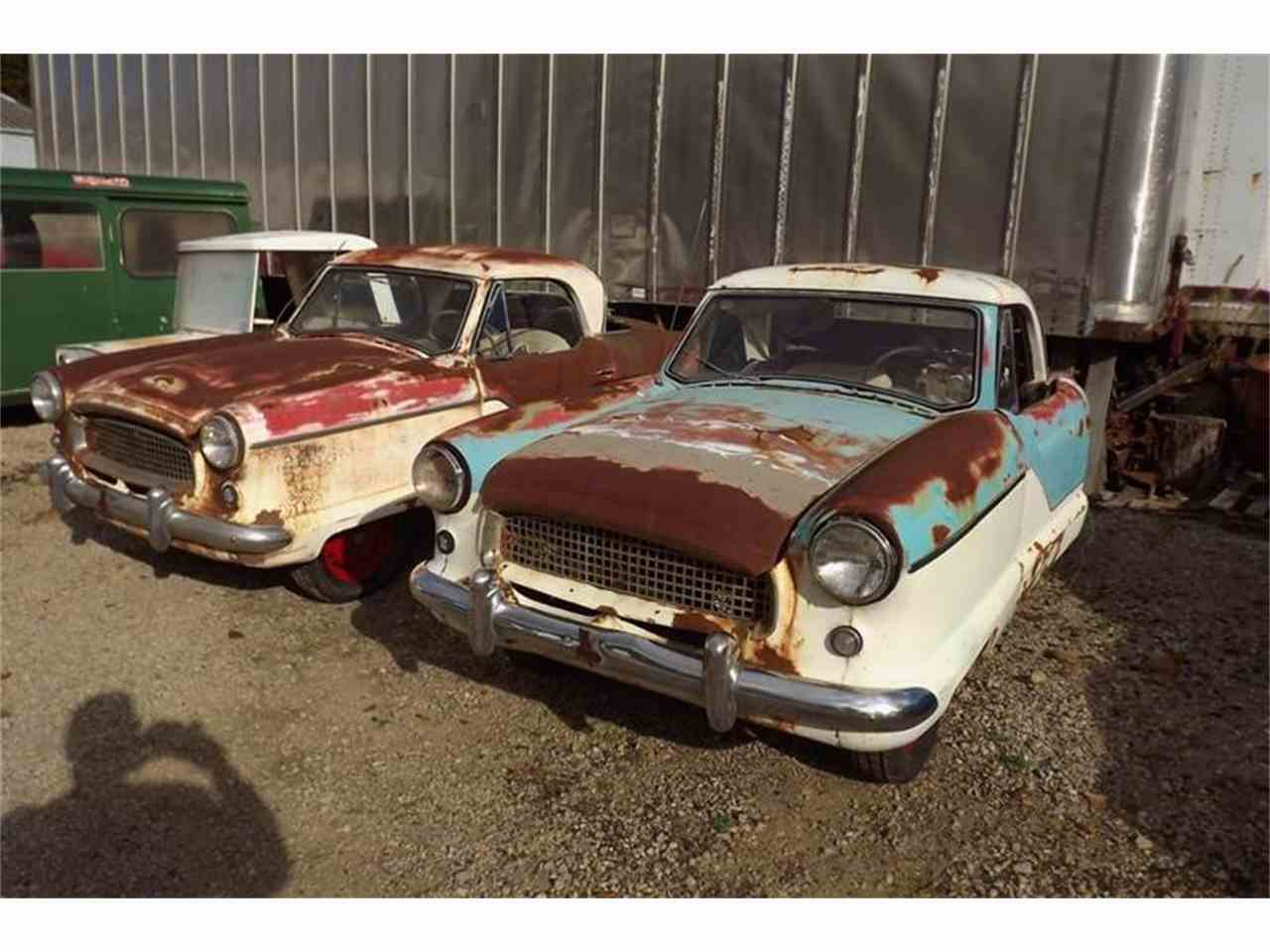 1958 Nash Metropolitan for Sale - CC-1047932