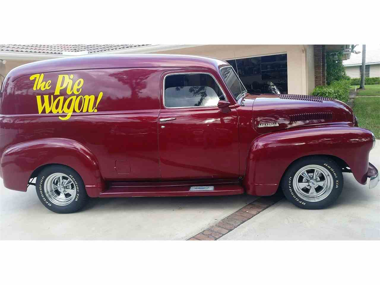 Large Picture of Classic '48 Chevrolet Panel Truck located in Florida - MGLS