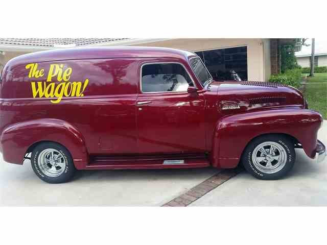 Picture of Classic '48 Panel Truck Offered by Cool Cars, Inc. - MGLS