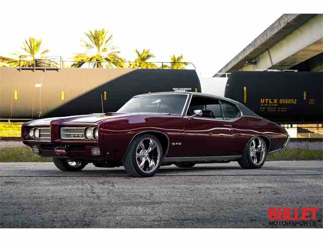 Picture of '69 GTO - MGLZ