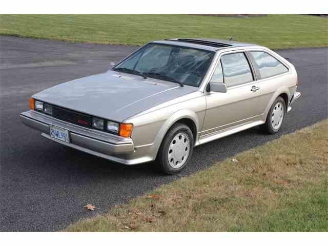 1988 Volkswagen Scirocco | 1047960
