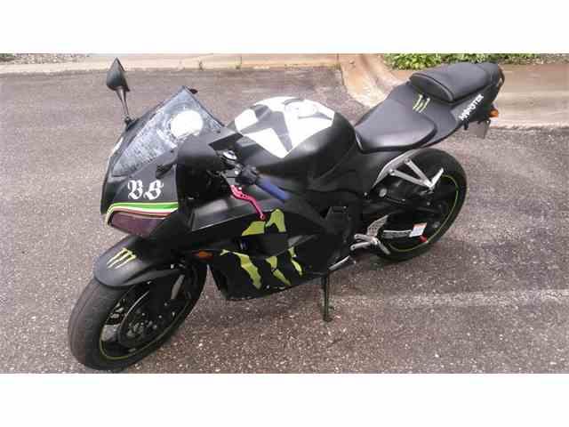2009 Honda CBR600 | 1047973