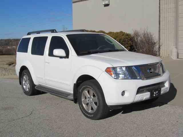 2012 Nissan Pathfinder | 1047993