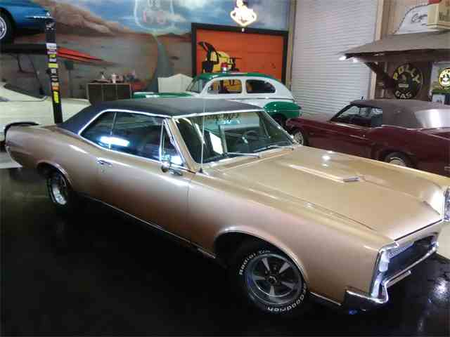 Picture of '67 GTO Offered by S & L Classics - MGN0